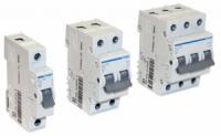 Автоматические выключатели Hager, 6 кА, характеристика В и С