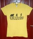 Майка. Бренд: Gildan (Softstyle). Размер на 13-15 лет(смотр. замеры). Ткань: 100% хлопок. ЦЕНА: 45 грн. Цвет: жолтый.