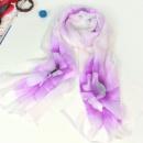 Милый весенний шарфик