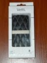 Чехол флип Vetti Craft Flip iPhone 5/5S Luxury Diamond Series black