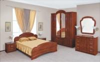Кровать Камелия 1,60 (лаковая)