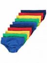 Трусы разноцветные детские на мальчика джордж. набор 10 шт