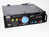 Усилитель звука Opera AV-339A + USB + Fm + Mp3 + КАРАОКЕ