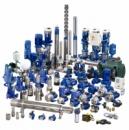 Насосы для воды, оборудование для водоснабжения