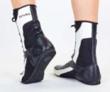 Боксерки кожаные RIVAL 3310BK (р.36-44)черно-белый
