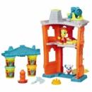 Play-Doh Town Firehouse Город Плей До Пожарная Станция