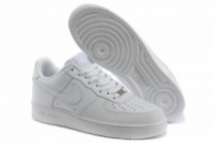 Nike Air Force low белые