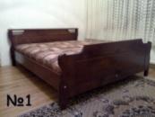 Кровать из масива дерева