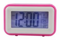 Говорящие часы Atima AT-608TR Pink