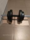 Гантеля композитная 11 кг