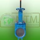 Задвижка шиберная 200EV 300 GG25 SS304 EPDM PN10