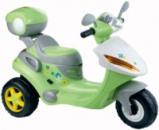 Электромобиль «Мотоцикл»