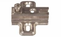 Ответная планка (монтажная планка) к петле Metalla A 0mm HAFELE 311.98.500