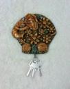 Стильная ключница «Слон»