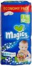 Подгузники Magics Premium 3 Mini (4-9кг) Economy pack 62шт Drylock