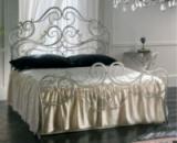 Кованая кровать «Валенсия«.