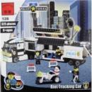 Конструктор «Полицейский фургон» 128 BRICK
