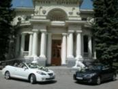 ПРОКАТ СВАДЕБНЫХ КАБРИОЛЕТОВ TOYOTA , CHRYSLER , MITSUBISHI , MAZDA в Харькове
