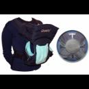 Кенгуру Geoby BD02-G346, Темно-синяя с голубым