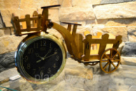 Часы «Велосипед»