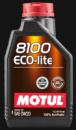 0W20 1L MOTUL 8100 ECO-LITE 0W-20 Масло синтетическое API SM/CF HONDA, MAZDA, TOYOTA , SUBARU SOHC ДВС, 841111