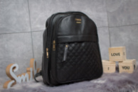 Рюкзак женские Zara, черные (90178),  [ 1  ]