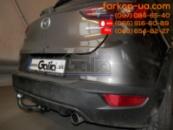 Тягово-сцепное устройство (фаркоп) Mazda CX-3 (2015-...)