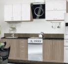 Стандартні кухонні комплекти