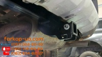 Тягово-сцепное устройство (фаркоп) Mitsubishi Outlander (2003-2007)