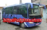 Лобовое стекло для автобусов Shaolin SLG 6792 в Никополе