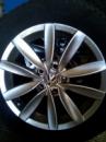16 7,0 5x112 ET43 DIA57,1 CT1303 Replica БУ Диски для VW, SKODA, SEAT, AUDI комплект 4 шт