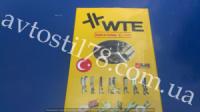 Клемма плоская (мама) 6,3 мм 250 шт WTE