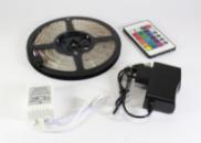Светодиодная лента 3528 LED RGB 5 м SMD (25599873)