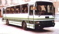 Лобовое стекло для автобусов ЛАЗ 42078 в Никополе
