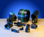 Терморезисторні фасонні зєднання для поліетиленових водо-газопровідних труб