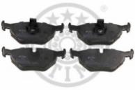 Тормозные колодки задние Bmw E39 520-535 1996- OPTIMAL 10142 Германия