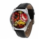 Часы наручные «Пионы»