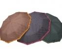 Зонт Антишторм с рюшами Ferrero Зеленый