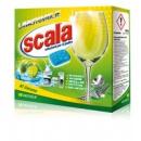 Таблетки для посудомоечных машин Scala (16 шт.)