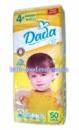 Подгузники Dada 4+ MAXI+ (9-20 кг) - 50 шт.