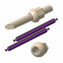 Анкерное крепление, капсула полимерная