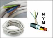 Кабель NYM-J 5*1.5 производство PRYSMIAN