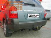 Тягово-сцепное устройство (фаркоп) Hyundai Tucson (2004-2010)