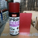 Жидкая резина Spray Sticker (винно-красный)(вишня) 400мл