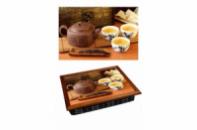 Поднос с подушкой Чайная Церемония Япония