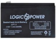 Аккумулятор LogicPower 12V 7,2AН