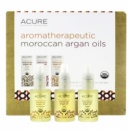 Acure organic. масляные смеси арганового масла. 3 вида