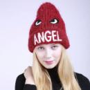 Вязаная шапка ANGEL