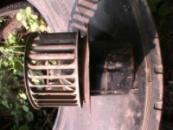 Электродвигатель печки ГАЗ 21 односкоростной