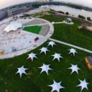 Tent Star. Теневые тенты «Звезда» Галерея (примеры работ) фото